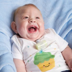 baby laughing | Aveanna.com
