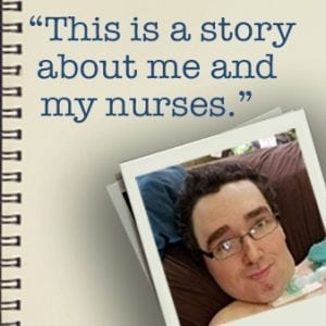 Read Article Me and My Nurses