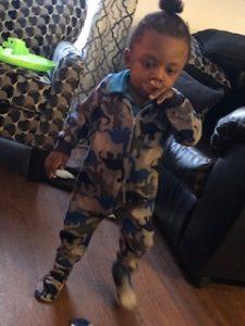 Jeremiah walking
