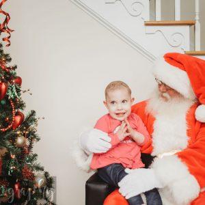 Read Article Santa Visits Augusta Patients