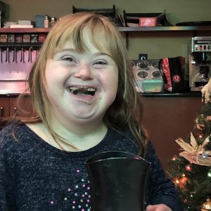 Read Article Life with Trisomy 21: Ally's Story