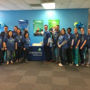 Read Article Allen Clinic Rebranding Celebration