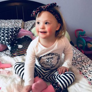 Read Article Life with Trisomy 21: Catalena's Story