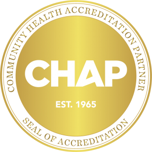 Community Health Accreditation Partner - seal of accreditation
